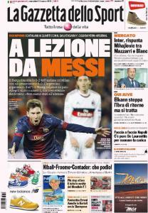 Gazzetta 13-3-2013