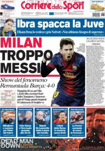 Corriere 13-3-2013