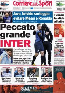 Corriere 15-3-2013