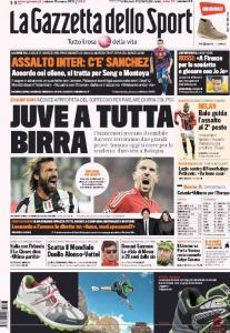 Gazzetta 16-3-2013