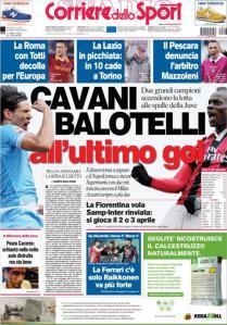 Corriere 18-3-2013