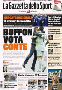 Gazzetta 20-3-2013