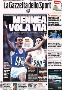 Gazzetta 22-3-2013