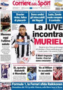 Corriere 23-3-2013
