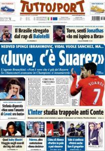 Tuttosport 23-3-2013