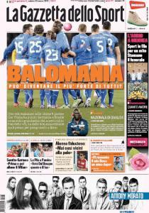 Gazzetta 23-3-2013
