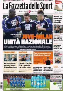 Gazzetta 26-3-2013