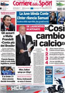 Corriere 26-3-2013
