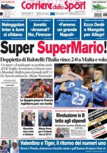 Corriere 27-3-2013