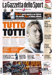 Gazzetta 28-3-2013