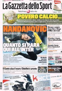 Gazzetta 29-3-2013