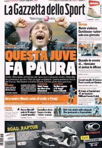 Gazzetta 2-4-2013