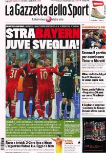 Gazzetta 3-4-2013