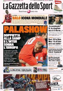 Gazzetta 4-4-2013