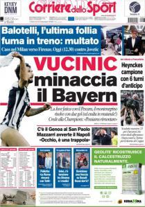 Corriere 7-4-2013