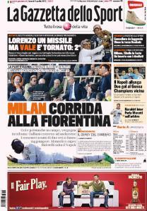 Gazzetta 8-4-2013
