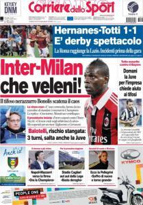 Corriere 9-4-2013