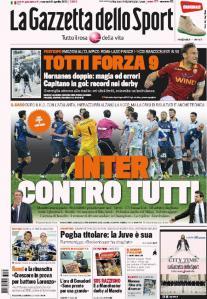 Gazzetta 9-4-2013