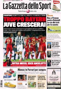 Gazzetta 11-4-2013