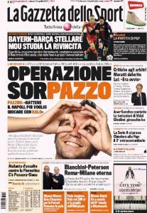 Gazzetta 13-4-2013