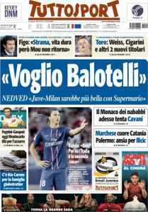 Tuttosport 19-4-2013