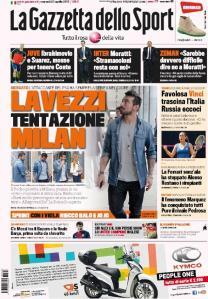 Gazzetta 23-4-2013