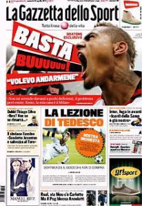 Gazzetta 26-4-2013