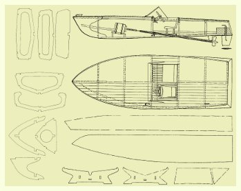 wooden jon boat plans