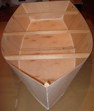 building a plywood boat