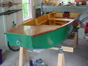 Building a Wooden Jon Boat With Simple Plans for Small ...