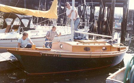 Sailboat Plans Wood Sailboat Plans Free