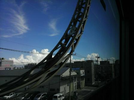 車窓よ<span style=