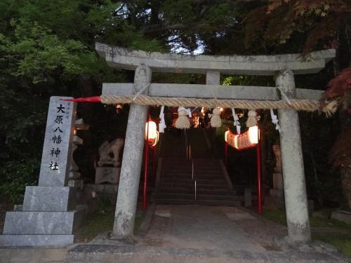 大原八幡神社2