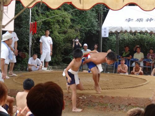 子供相撲大会2