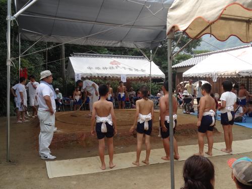 子供相撲大会3