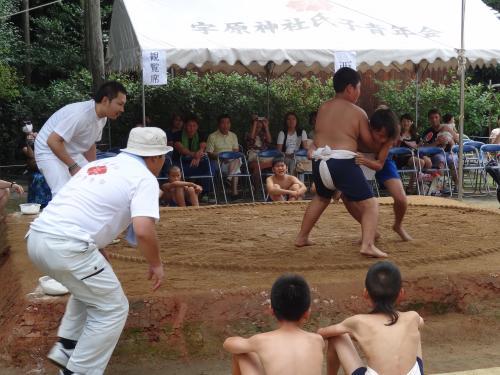 子供相撲大会4