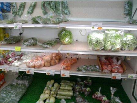 こんな野菜が売れる