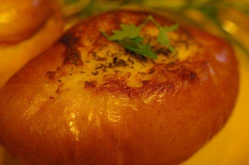 し初級マヨネーズパン