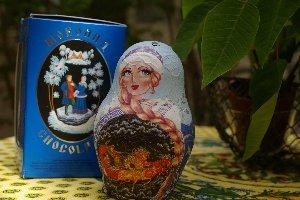 ロシアのチョコお土産