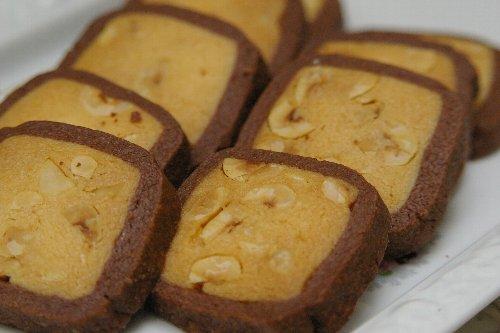 ヘーゼルナッツクッキー2