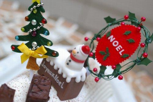 2012クリスマスケーキ2