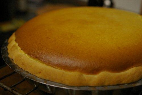 ベイクドチーズケーキアルセスト型