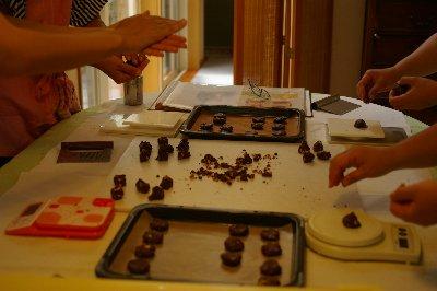ソルティチョコナッツ