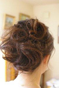 髪型アップ2