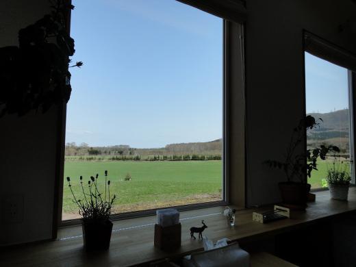 ぽらりす 窓からの景色