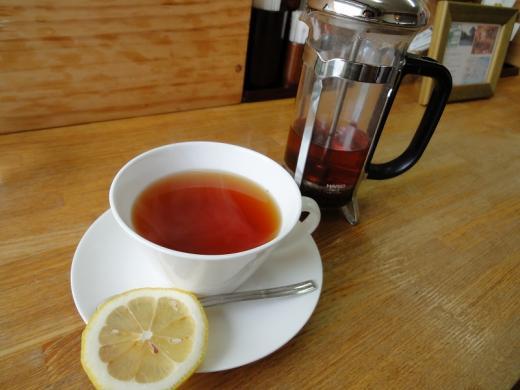 パスタアンドコーヒー・プレッツェモーロ 紅茶