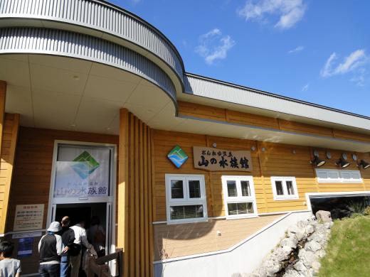 山の水族館 1