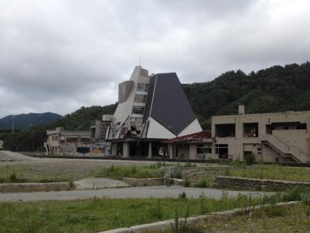 雄勝硯伝統記念館