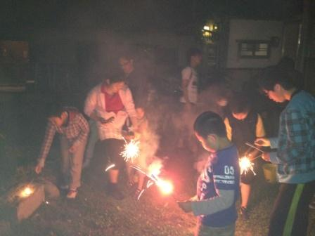 リオ 花火