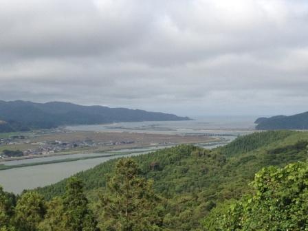 北上川河口